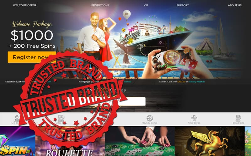 Is Casino Cruise Safe?