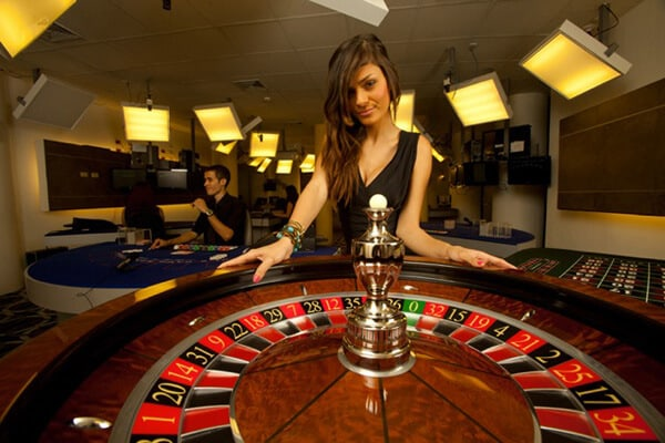 Available Games in a Live Dealer Casino