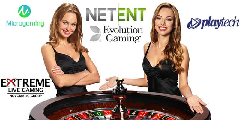 Live Dealer Casino Game Providers