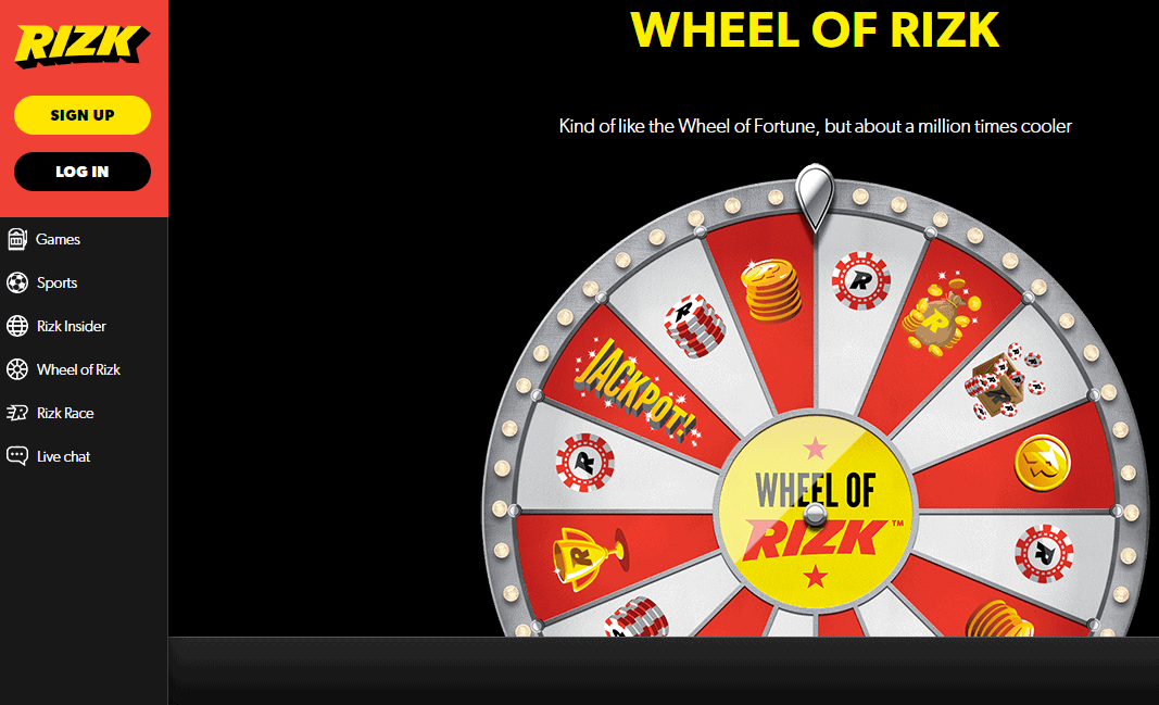 Rizk Casino – The Wheel of Rizk Promo Explained