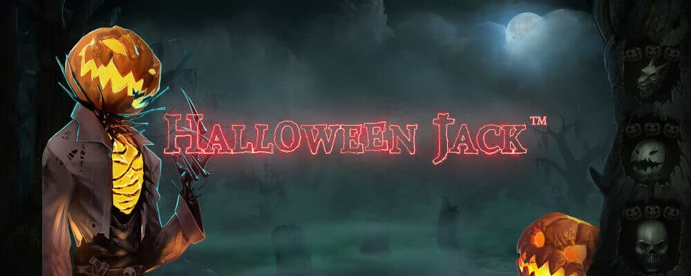 NetEnt's Halloween Jack: Your Perfect Halloween Pokie by NetEnt