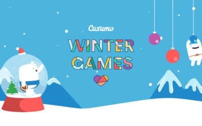 Casumo Christmas Calendar NZ – Winter Games
