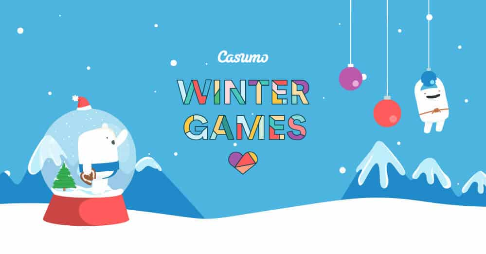 Casumo Christmas Calendar NZ – Winter Games
