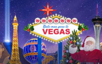 Celebrate Christmas in Vegas with Guts Casino Christmas Calendar