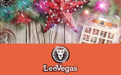 Leovegas Christmas Calendar NZ