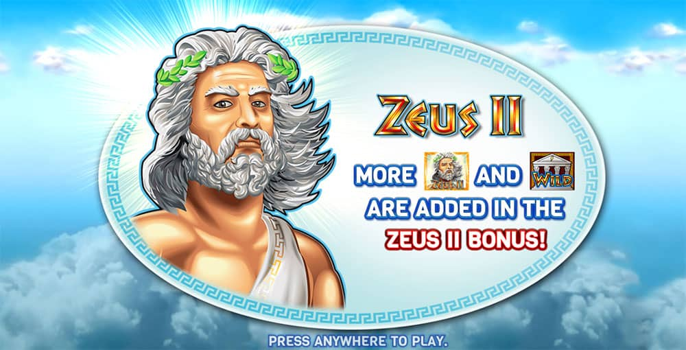 Zeus II Slot Review