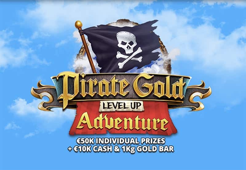Pirate Gold Level Up Adventure at Bitstarz