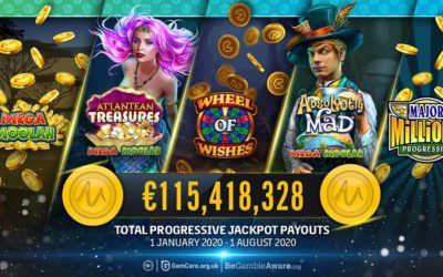 Lucky Player Banks NZD 2,800,000+ Major Millions Jackpot at Spin Casino