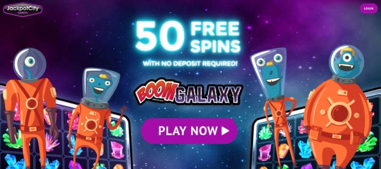 how to get free spins at jackpot city