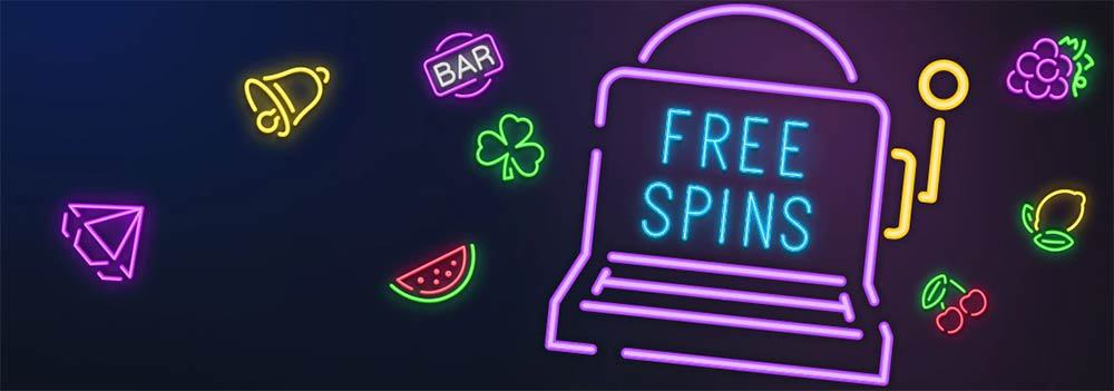 new free spins bonuses