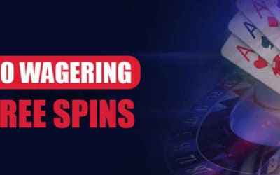 Top 5 No Wagering Free Spins Bonuses