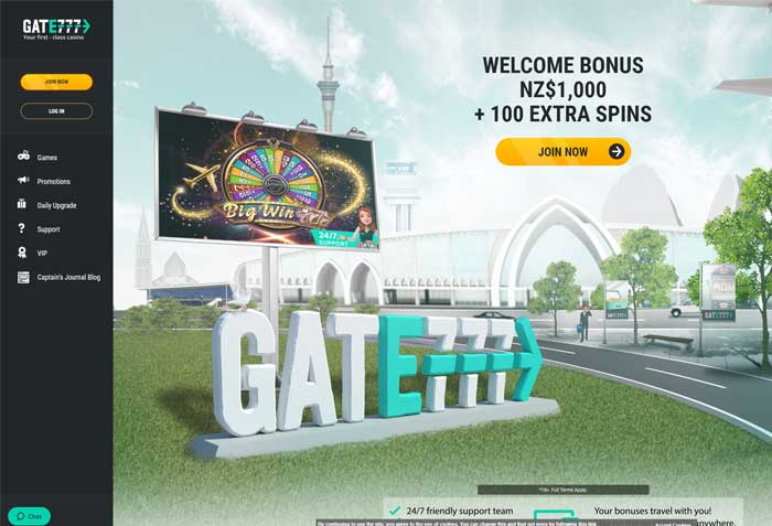 Gate777 review