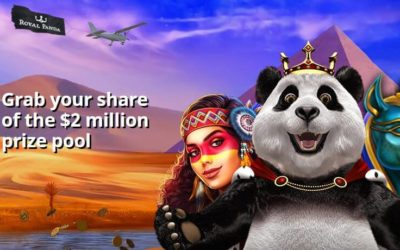 Play Pragmatic Pokies & Win a Share of ,000 Every Week at Royal Panda