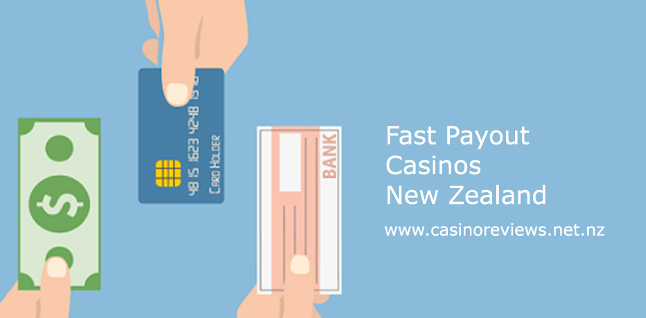 Fast Payout Casinos NZ