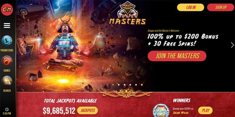 Casino Masters Review NZ