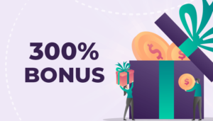 300 deposit casino bonus