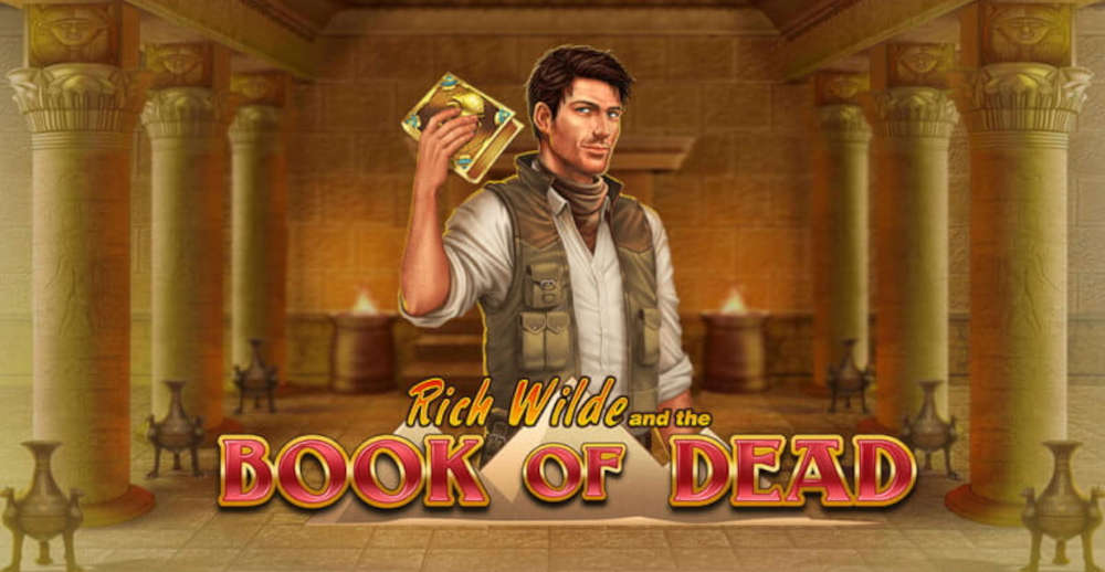 Book of Dead Play n Go Slot Review